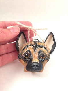 """Acquire terrific suggestions on """"german shepherd puppies"""". They are readily available for you on our web site. Seashell Painting, Seashell Art, Seashell Crafts, Beach Crafts, Seashell Ornaments, Dog Ornaments, Christmas Ornaments, Christmas Tree, Seashell Projects"""
