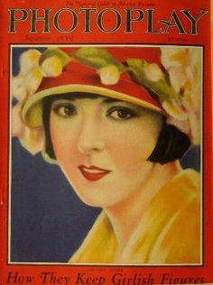 Colleen Moore Sept. 1924