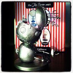 Tim Burton's Tragic Toys - Robot boy Tim Burton, Amazing Things, Snow Globes, Robot, Toys, Cute, Pictures, Instagram, Decor