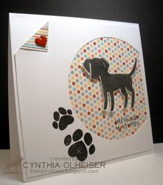 Stampin' In Alaska: Paper Smooches Sparks Challenge - Anything Goes