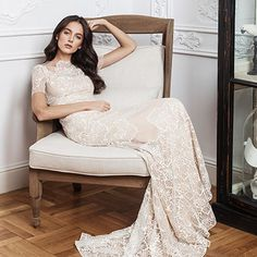 We're starting the month of love with a romantic new bridal collection by Divine Atelier. The 2016 Divine Atelier bridal collection, designed