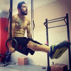 L-Sit on Rings #gymnastics #fitness #Primeflex #crossfit #Bodyweight #Veganpower #Veganfitness