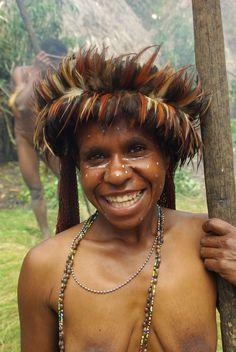 Jiwika, Baliem valley, Papua