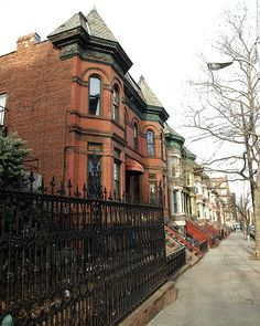 Longwood Historic District, Bronx, New York City People don't think there's beauty in the Bronx but this is just gorgeous.