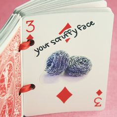 52 reason...Valentine's deck of cards