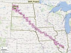 This pipeline could endanger the drinking water of millions...the project runs headlong into international treaties signed between the U.S. and various tribes and then unilaterally violated by Congress.