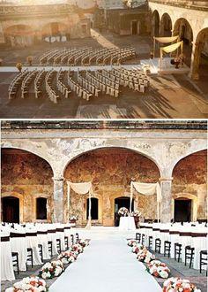 boda castillo san cristobal