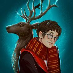 James Potter (fanart)