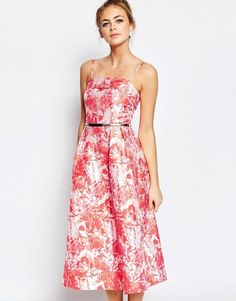 d000622969 Pretty pink floral dress for a wedding guest | Spring dresses to wear to  weddings White