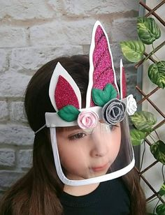 Sewing Projects For Kids, Sewing For Kids, Sewing Crafts, Diy Mask, Diy Face Mask, Sunset Party, Crochet Mask, Fashion Face Mask, Art N Craft