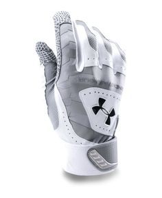 Under Armour Men's UA Yard Batting Gloves Small Steel Tactical Gloves, Tactical Clothing, Tactical Gear, Leather Work Gloves, Fishing Gloves, Biker Gear, Batting Gloves, Motorcycle Gloves, Bike Style