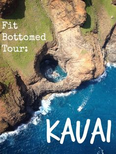 Headed to the Hawaiian island Kauai? The six things you MUST do for an epic summer vacation that's fit! #FitBottomedVacay