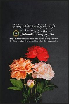 Beautiful Quran Quotes, Verses & Surah (with English Translation) Beautiful Quran Quotes, Quran Quotes Inspirational, Quran Quotes Love, Allah Quotes, Muslim Quotes, Religious Quotes, Qoutes, Coran Quotes, Quran In English
