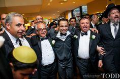 universal hilton orthodox wedding photos
