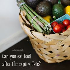 Can You Eat Food After the Expiry Date? - I Fucking Hate Housework