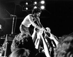 Springsteen in 1975  Bruce Springsteen: born to write With the Boss still in prime stadium-filling form, and with plenty of intimate truths still to give up, his new tome promises more than the average rock memoir.