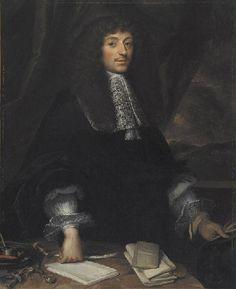 Louis François Le Fèvre de Caumartin, Marquis de Saint-Ange.