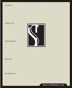 Smith Helms logo design