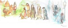Image result for narnia fan art