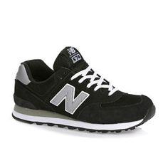 New Balance Shoes - New Balance 574 Shoes - Black
