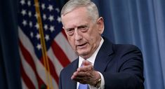 "Secretary of Defense James Mattis warned Monday that North Korea is the ""most urgent and dangerous"" threat to world peace and security. James Mattis, Obama Phone, Le Champion, Peace And Security, Camo Patterns, Army Soldier, North Korea, Afghanistan, Troops"
