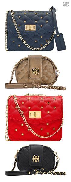Todo lo que necesitas cabe en esta #bolsa.  #Bag #Moda #Fashion
