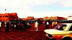 market square Morocco