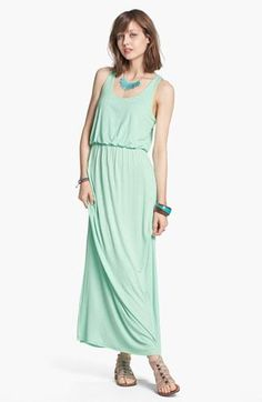 You can never have enough mint or maxi dresses.