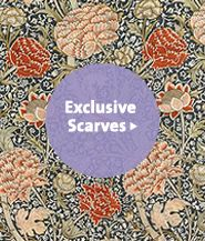 V&A Exclusive Scarves