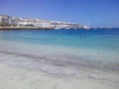 spiaggia più bella di gran canaria