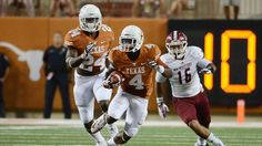 Texas Football: 5 Players to Watch in Spring Practice