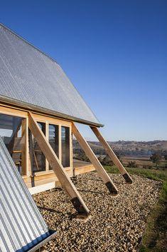 Gallery of JR's Hut at Kimo Estate / Anthony Hunt Design   Luke Stanley Architects - 15