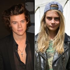 OK! Magazine   Harry Styles Dating Cara Delevingne – Harry Styles Girlfriend