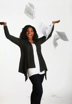 Audra McDonald was the cover story for Utah Valley Magazine in July/August 2010. As part of the photo shoot for Utah Valley Magazine, Audra threw her script ...