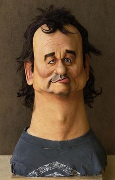 bill murray caricature