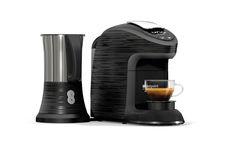 Macchina da caffè espresso UNO Capsule System Hotpoint by Giugiaro