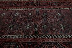 Kitchen Rug, Persian Rug, Oriental Rug, Rugs On Carpet, Bohemian Rug, Antiques, Red, Handmade, Persian Carpet