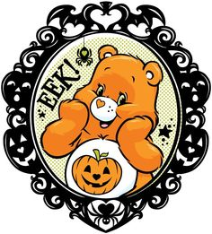 365 Days of Halloween Kawaii Halloween, Bear Halloween, Halloween Clipart, Fall Halloween, Halloween Magic, Halloween Queen, Halloween Stuff, Vintage Halloween, Halloween Ideas