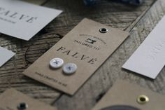 Falvé Brand Identity - the buttons can work magic!!