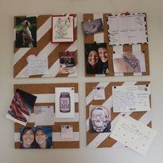 Office Style: DIY Corkboard