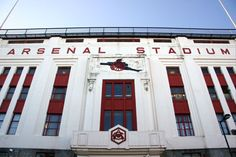 Arsenal Highbury art deco Stadium