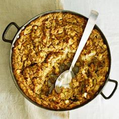Paula Deen's Southern cornbread stuffing: Food Network Thanksgiving recipes