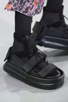Sankuanz Fall 2018 Men's Fashion Show Details - The Impression