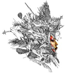 david choe drawings - Google Search