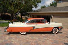 1956 Mercury Montclair Two Door Hardtop