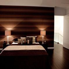Woodrow Project Main Bedroom   Wallpaper Eiffinger Grand Cru