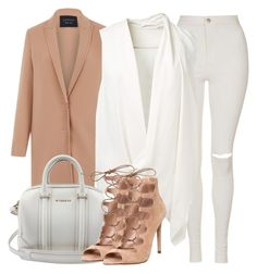 """Untitled #961"" by darcydodson7 ❤ liked on Polyvore featuring Lanvin, Topshop, Victoria Beckham, Givenchy and Office"