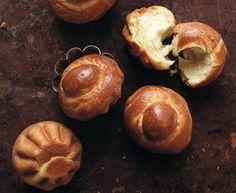 BRIOCHE (in tartlet tins)