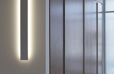 Coopérative funéraire - Groupe Leclerc Architecture & Design Architecture Design, Leclerc, Laval, Laurent, Wall Lights, Home Decor, Group, Architecture Layout, Appliques