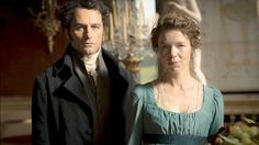 Death comes to Pemberley. Film adaptation of the novel by P.D. James. Will be shown on PBS in October. This is a preview. EA.